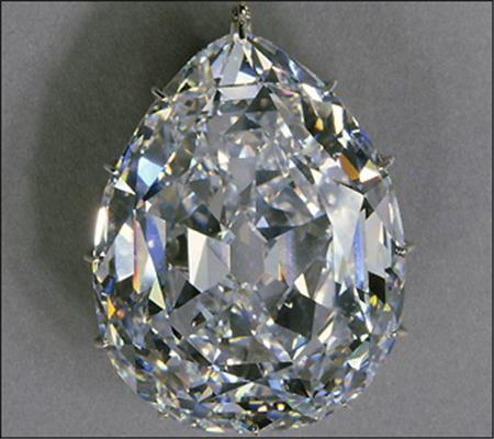 самые крупные бриллианты мира фото