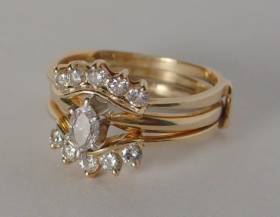 Ювелирные изделия из бриллиантов фото